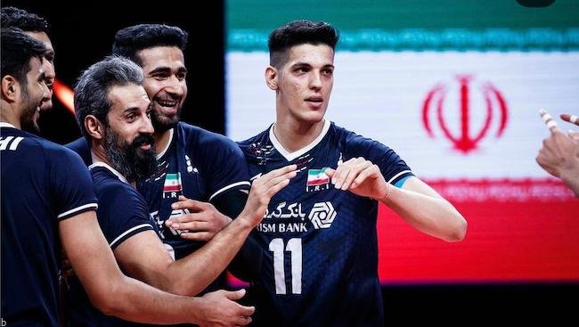 فرم شرط بندی دیدار والیبال ایران و بلغارستان لیگ جهانی والیبال