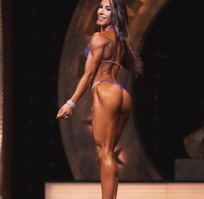 بیوگرافی آنجلیکا تیکسیرا Angelica Teixeira + زن بدنساز خوش اندام المپیا (عکس داغ)
